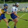 Tara Camogie London travel to Kildangan for Maura Hacketts 7s June 2016.