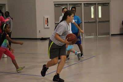 Krista Kilburn-Steveskey Girls Basketball Camp