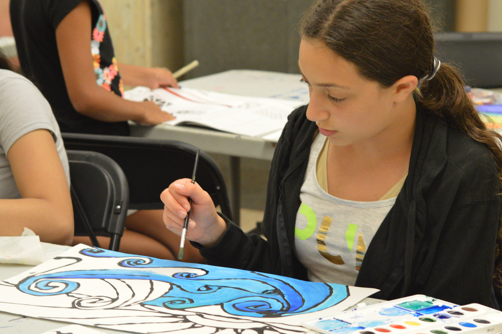 summer art camps long island