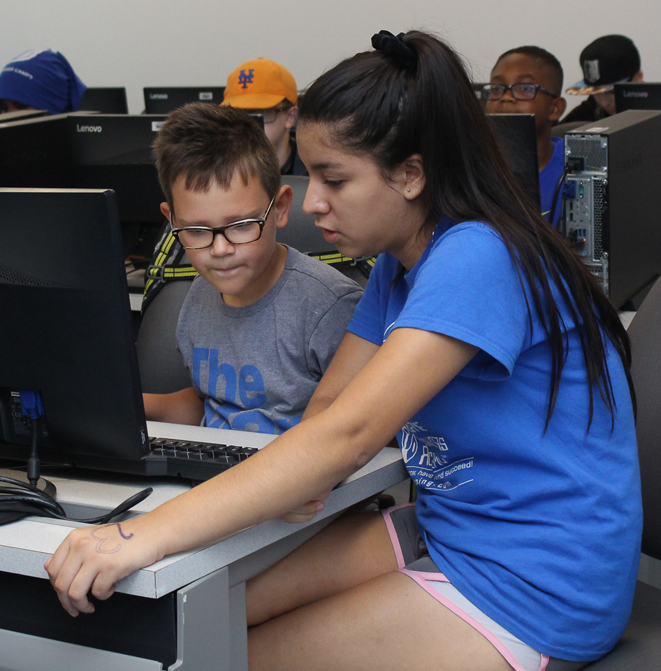 video game camp