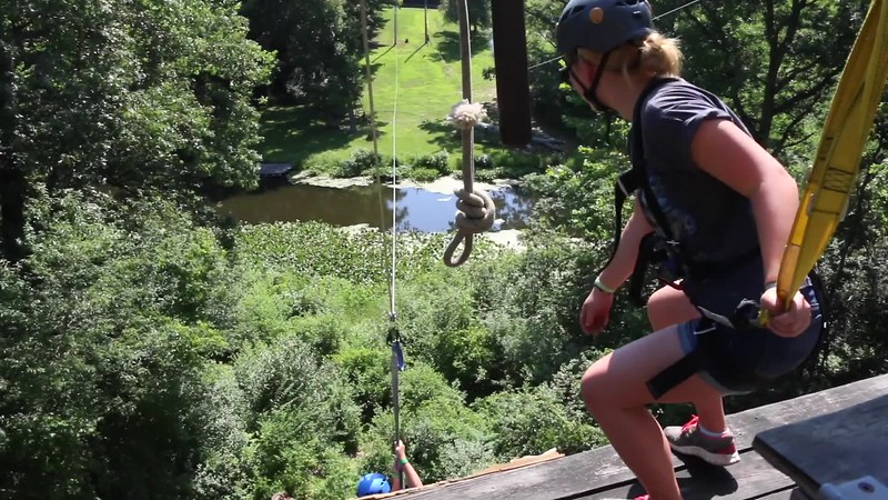 Camp Adventure Week Five July 16-21 (2017)