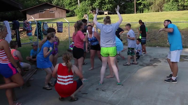 Camp Adventure Week One June 11-16 (2017)