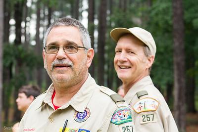 Camp Bowers 2018 Summer Camp Troop 257  White Oak NC_13