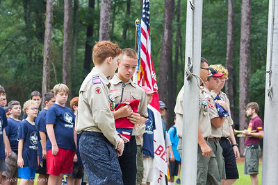 Camp Bowers 2018 Summer Camp Troop 257  White Oak NC_21