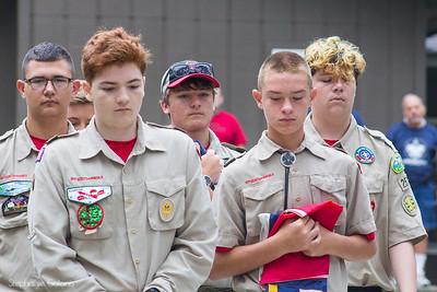 Camp Bowers 2018 Summer Camp Troop 257  White Oak NC_20