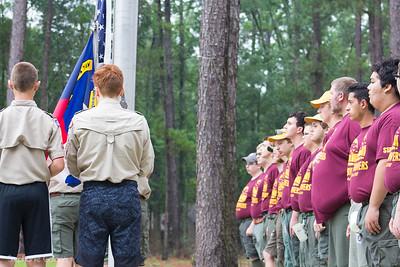 Camp Bowers 2018 Summer Camp Troop 257  White Oak NC_25