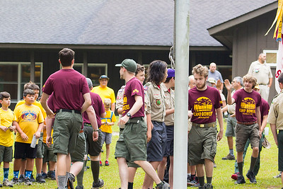 Camp Bowers 2018 Summer Camp Troop 257  White Oak NC_17