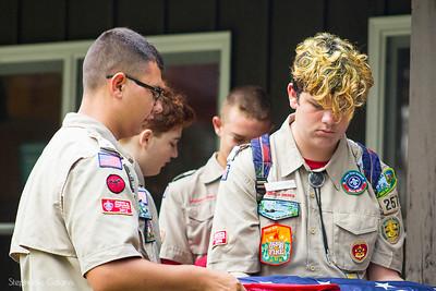 Camp Bowers 2018 Summer Camp Troop 257  White Oak NC_3