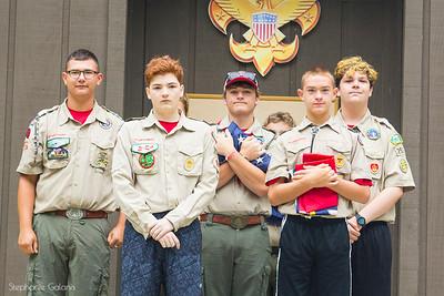 Camp Bowers 2018 Summer Camp Troop 257  White Oak NC_5