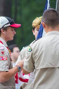 Camp Bowers 2018 Summer Camp Troop 257  White Oak NC_23