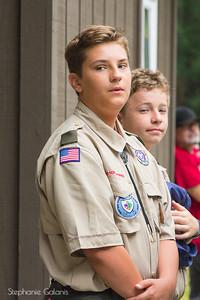 Camp Bowers 2018 Summer Camp Troop 257  White Oak NC_12