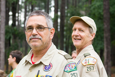 Camp Bowers 2018 Summer Camp Troop 257  White Oak NC_14