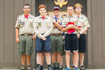 Camp Bowers 2018 Summer Camp Troop 257  White Oak NC_7