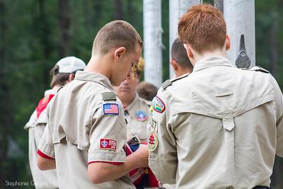 Camp Bowers 2018 Summer Camp Troop 257  White Oak NC_22