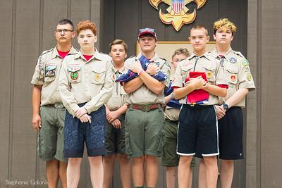 Camp Bowers 2018 Summer Camp Troop 257  White Oak NC_9