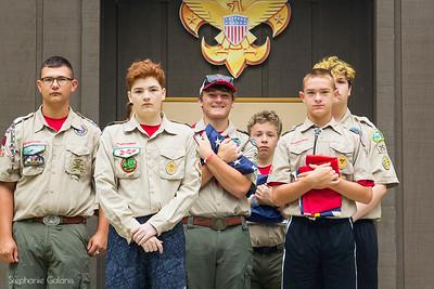 Camp Bowers 2018 Summer Camp Troop 257  White Oak NC_8
