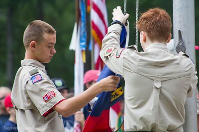 Camp Bowers 2018 Summer Camp Troop 257  White Oak NC_24