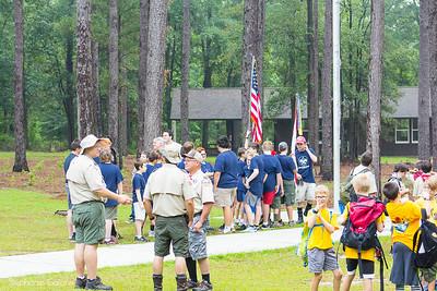 Camp Bowers 2018 Summer Camp Troop 257  White Oak NC_4