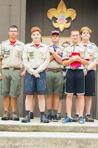 Camp Bowers 2018 Summer Camp Troop 257  White Oak NC_6