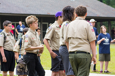 Camp Bowers 2018 Summer Camp Troop 257  White Oak NC_11