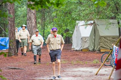Camp Bowers 2018 Summer Camp Troop 257  White Oak NC