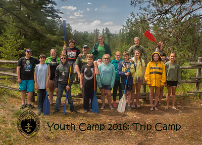 Youth Camp 2016 - Trip Camp