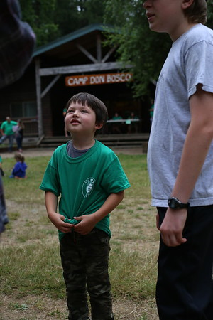 Camp Don Bosco Family Camp 6.29.18