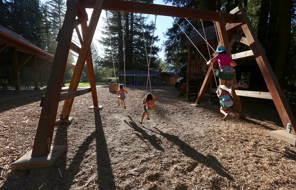 . Camp Erin. (Shmuel Thaler -- Santa Cruz Sentinel)