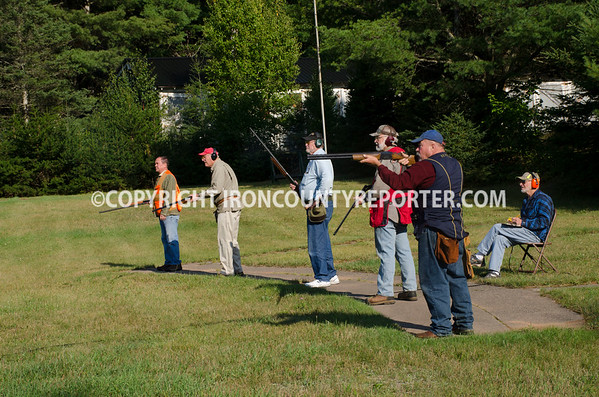 Camp Gibbs Trap Shooting