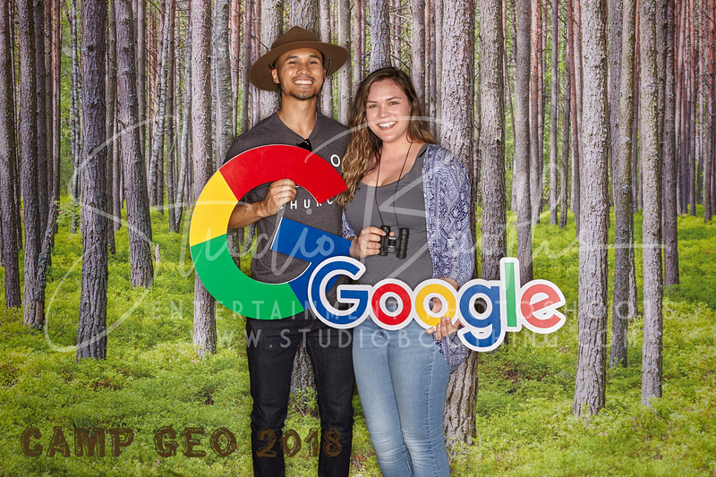 Camp Google Summer Picnic 2018