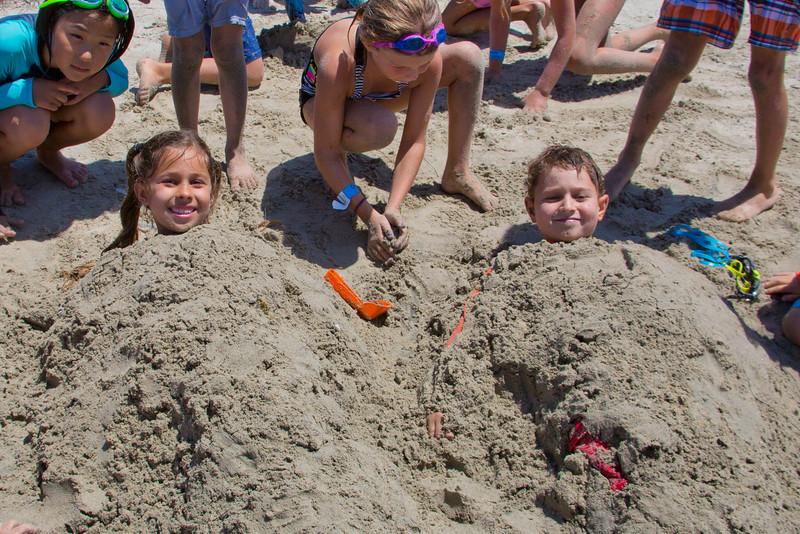 Super Sandy Beach Day