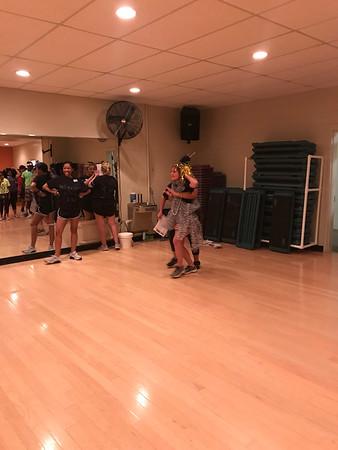 Second Training - April 13, 2018