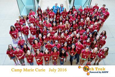 Camp Marie Curie 2016