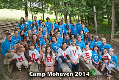 Camp Mohaven 2014