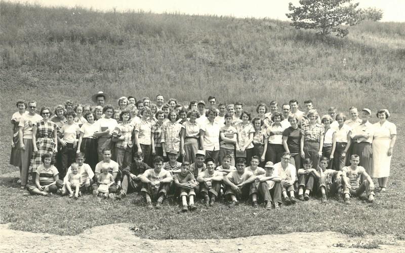 1951 Summer Camp 3
