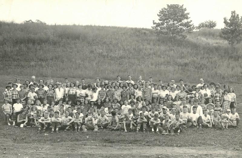1951 Summer Camp 2