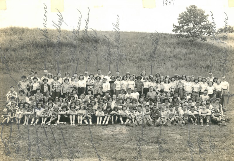 1951 Summer Camp 1