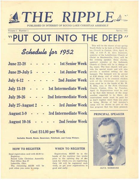 1952 The Ripple 1