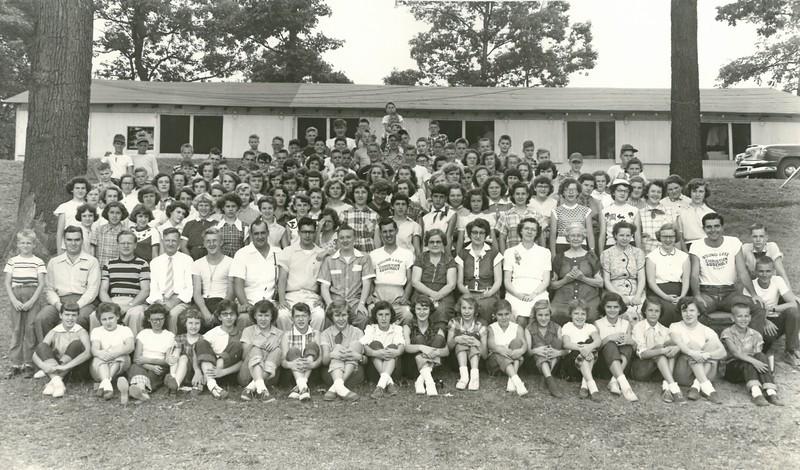 1952 Summer Camp 1