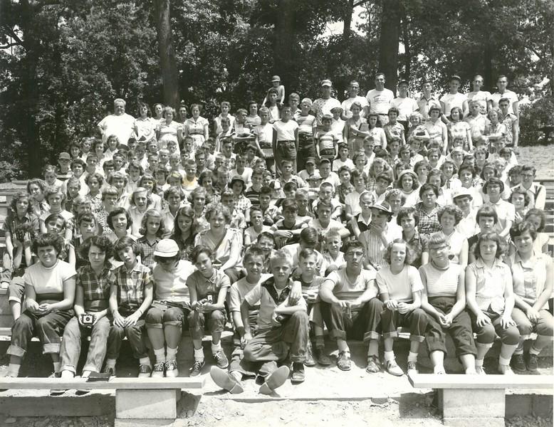 2nd Intermediate Week, July 18-24, 1954 Don Nickerson, Dean