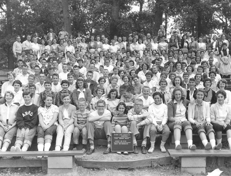 2nd Senior Week, August 19-25, 1956 Mr Stewart Rodgers, Dean