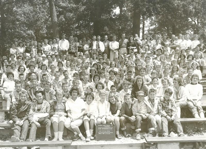 2nd Intermediate, June 15-21, 1958 Frank Lillie, Dean