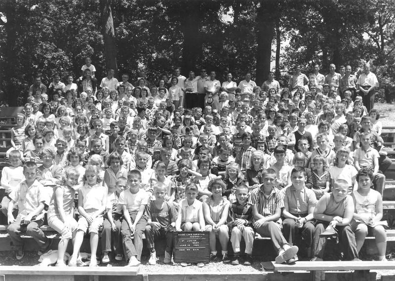 1st Junior Week, June 19-25, 1960 Lawrence Bain, Dean