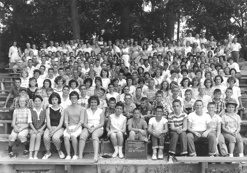 3rd Intermediate Week, August 7-13, 1960 Frank Lillie, Dean