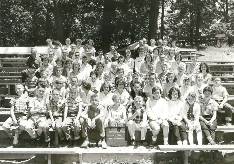 1st Intermediate Week, June 5-11, 1960 Ira Brandon, Dean