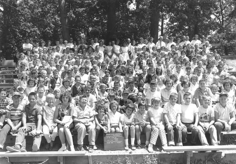 5th Junior Week, July 24-30, 1960 Lloyd Dunn, Dean