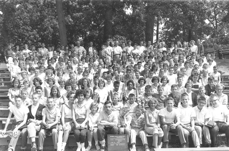5th Intermediate Week, August 21-27, 1960 Bill Norris, Dean