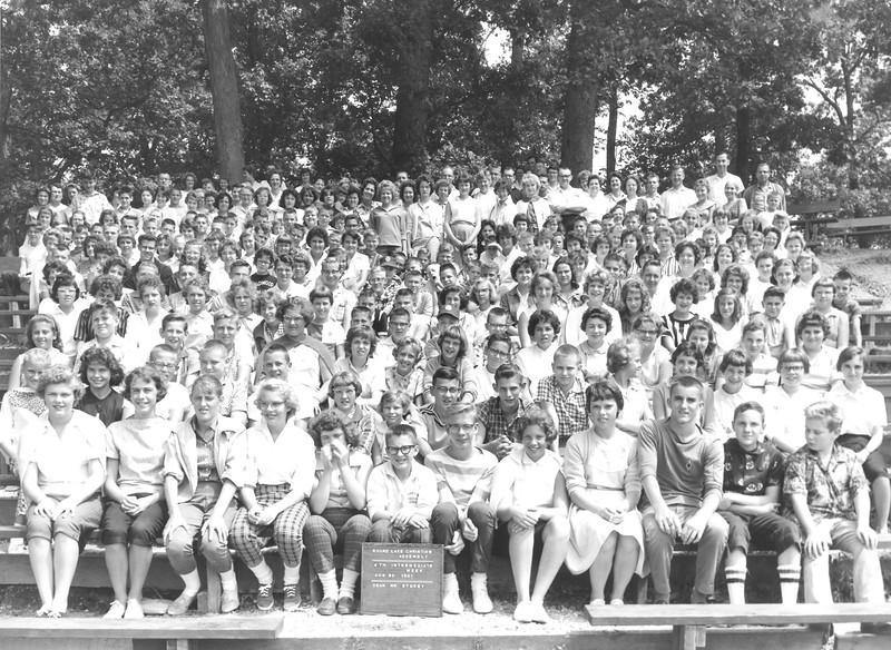 4th Intermediate Week, August 20, 1961 Mr Storey, Dean