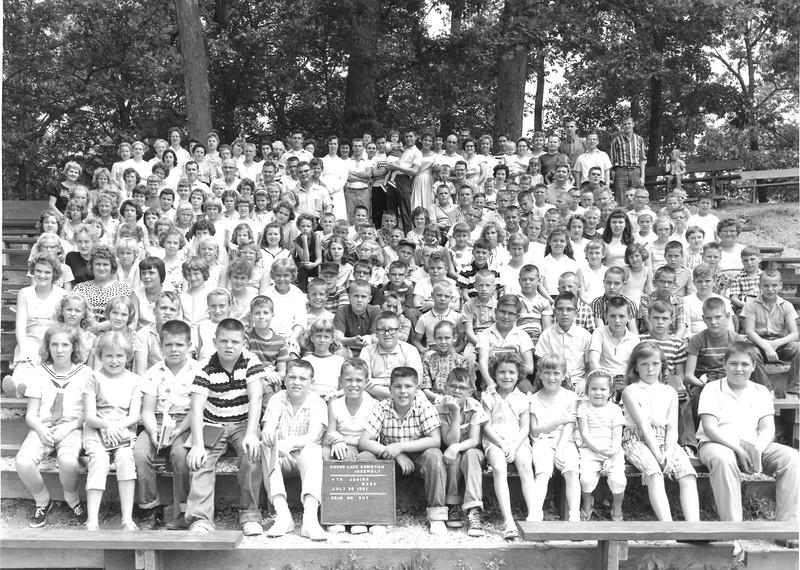 4th Junior Week, July 30, 1961 Mr Guy, Dean
