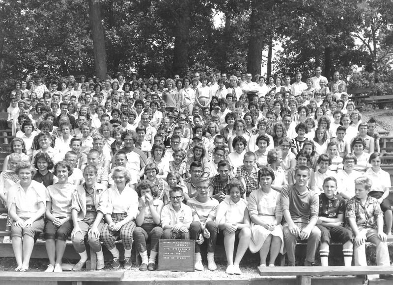 4th Intermediate Week, August 20-26, 1961 Sherriell Storey, Dean